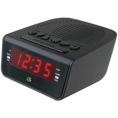 0.6 LED AMFM CLOCK