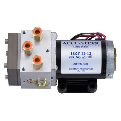 Accu-Steer HRP11-24 Hydraulic Reversing Pump Unit - 24 VDC