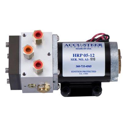 Accu-Steer HRP05-12 Hydraulic Reversing Pump Unit - 12 VDC